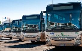 Iveco Bus fornitore di Cotrap in Puglia