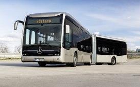 Grosso ordine di Mercedes-Benz eCitaro in Svizzera