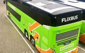 Pannelli solari per un viaggio più 'green': l'ultima prova di FlixBus