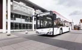 Bus ibridi Solaris per il Tpl in Polonia