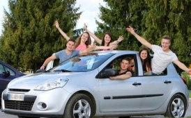 Car-pooling ante litteram