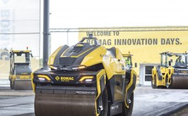 The future of road construction at the Bomag Innovation Days 2019