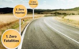 Continental 'indaga' la sicurezza stradale