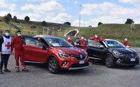 Renault Italia e i suoi concessionari in strada per l'emergenza Coronavirus