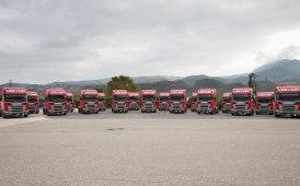 Scania e DN Logistica: fedeli nel tempo