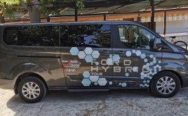 Ford Hybrid Tour, i (primi) 1.500