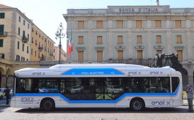 Mobilità sostenibile, l'elettrico E-Way al centro di un test a Savona