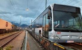 E adesso 'RoLa' trasporta anche i bus