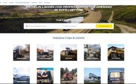 Michelin rilascia il nuovo portale B2B