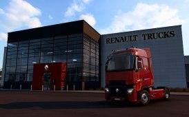 Renault T & T high, per gioco e per sfida