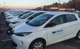 Renault Zoe per le Poste di San Marino