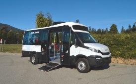 Strada e-City, la novità tra i minibus