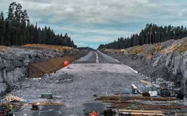 Improving the Green Shortcut: Norway's biggest road project so far