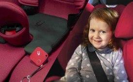 Hertz con Mymi di bluon contro l'abbandono in auto dei bambini