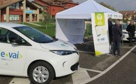 Car sharing elettrico: la copertura data da E-Vai PUBLIC cresce ancora