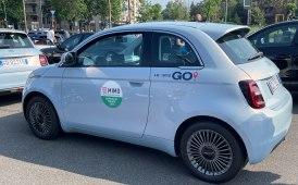 Anche le Fiat 500e di LeasysGo! al Mimo