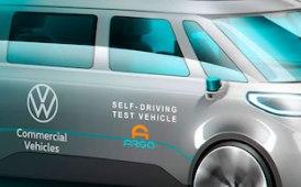 Tra 4 anni il primo LCV a guida autonoma?