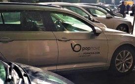 Noleggio condiviso: Roma crede nel servizio 'ready to share' Popmove