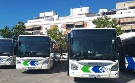 Arrivati a Palma i primi Urbanway Cng