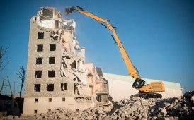 Tornano i CAT demolition UHD