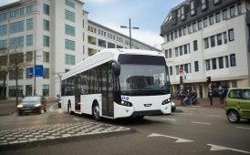 Lipsia va sui Vdl Citea Slf-120 Electric