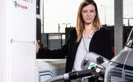 Truck a lunga percorrenza e idrogeno: da Air Liquide, la prima stazione in Europa