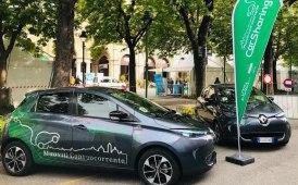 ALD per l'e-car sharing a Bergamo