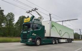 Scania pronta a elettrificare la Brebemi