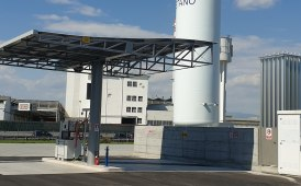 Nuova stazione GNL Ekopoint ad Agrate