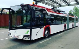 Al Busworld Europe, il Solaris Trollino 24