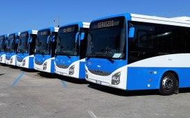 Iveco Bus per il trasporto in Campania