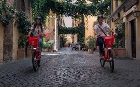 Partenza sprint per Uber JUMP a Roma