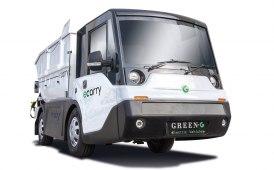 Green-G e Webasto per un LCV elettrico multiutility