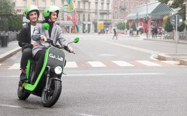 Scooter sharing elettrico: debutta GoVolt
