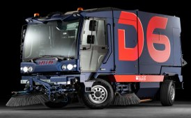 Focus on D6: innovation and sustainability for a new era of sweepers