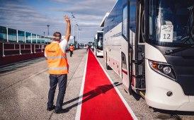 Il mondo del bus si ritrova a Ibe Driving Experience