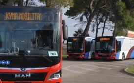 Passeggera disabile violentata a bordo del bus di Kyma Mobilità-Amat