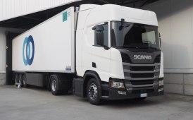 Stef con Scania per una impronta più verde