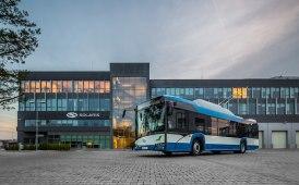 I filobus Solaris per l'Emilia-Romagna