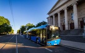 Ancora più bus Solaris in Svezia