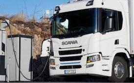 """Scania """"allarga"""" Södertälje"""