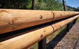 Barriere in legno e acciaio: alleanza tra Made in Italy e Made in France