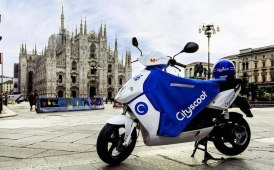 Anche a Milano Cityscoot 'by' LeasePlan