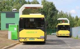 Solaris consegna 14 Urbino elettrici alla città polacca di Sosnowiec