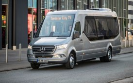 Sprinter City 75 'Minibus of the Year'