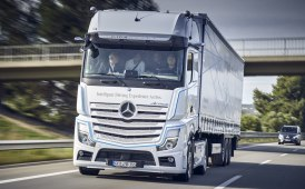 Il nuovo Actros è 'Truck of the Year 2020'