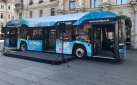 Germania prossima tappa per i test sul Solaris Urbino 12 a idrogeno