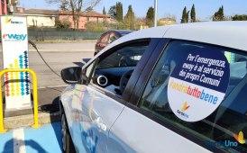 Eway, il car sharing elettrico che pensa all'emergenza Coronavirus sul Garda
