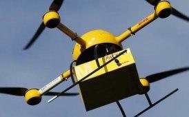 Il possibile utilizzo di droni cargo in città
