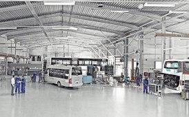 Niente stop per la rete di assistenza di Daimler Truck & Buses